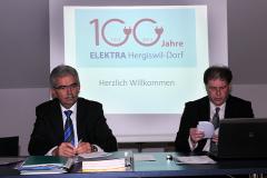 100-Jahr-Feier der Elektra Hergiswil-Dorf (2013)
